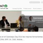 El evento OpenExpo se apunta al crowdfunding