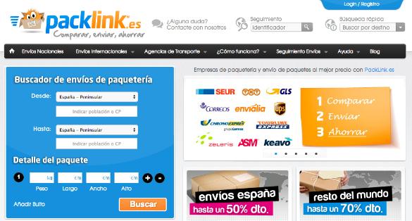9 millones de dólares de inversión en PackLink