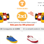 Toucane Shoes en campaña de crowdfunding
