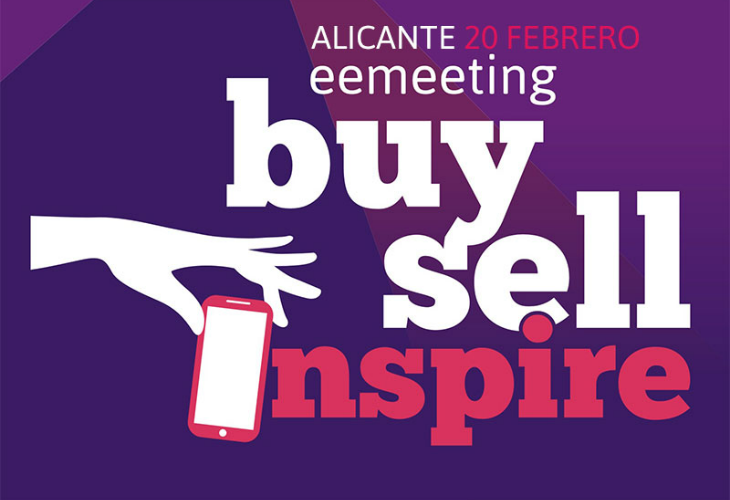 Buy, Sell, Inspire: un gran congreso sobre comercio electrónico en Alicante