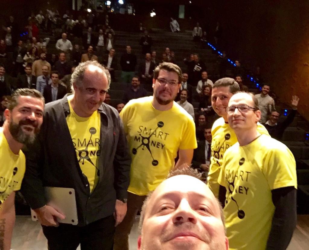 equipo Smart Money 12 de enero 2015 Madrid