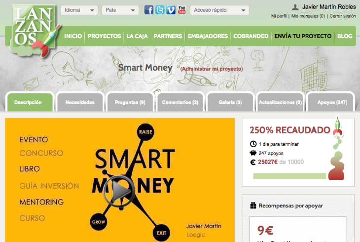 Lanzanos Smart Money