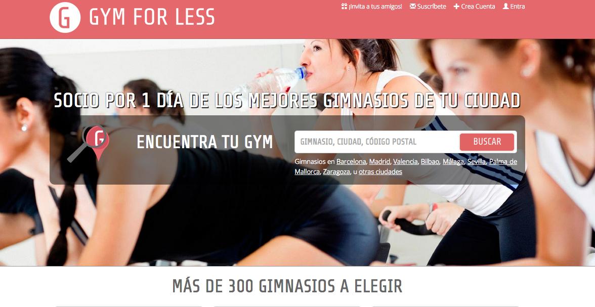 600.000 euros de inversión en GymForLess