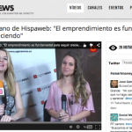 Entrevista a Carolina Lozano de la empresa de hosting Hispaweb en Smart Money
