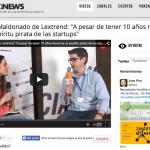 Entrevista en Smart Money a Manuel Maldonado, CTO de Lextrend
