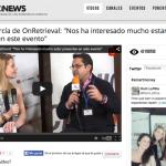 Entrevista a César García de OnRetrieval en Smart Money