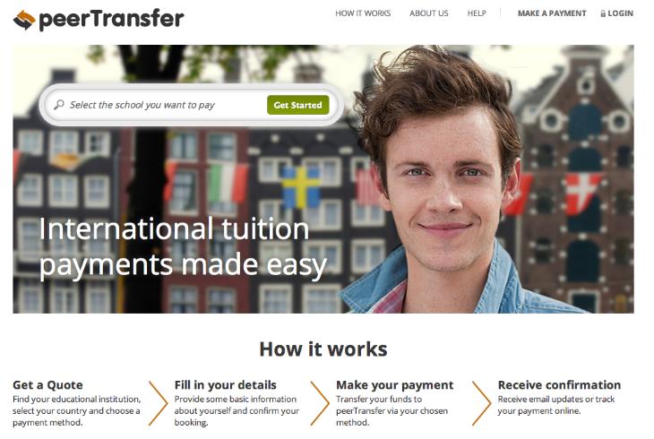 22 millones de dólares de inversión en Peertransfer