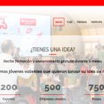 Abierta la VI convocatoria del programa YUZZ para jóvenes emprendedores