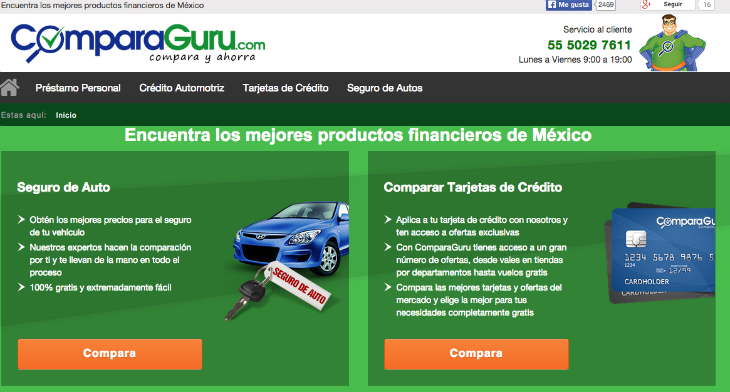 Seaya Ventures aumenta su apuesta por México con la inversión en ComparaGuru