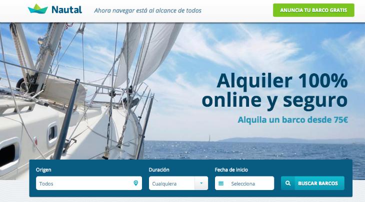 266.000 euros de inversión en la segunda ronda de Nautal