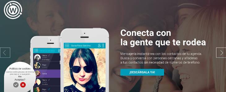 La startup española Wehey lider en descargas en Costa Rica