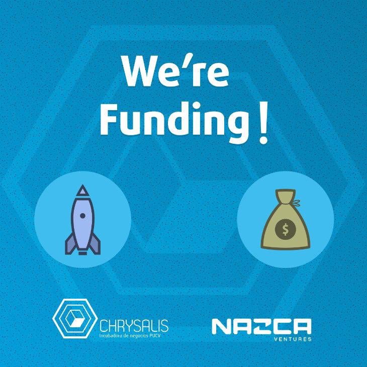Interesante acuerdo entre la incubadora chilena Chrysalis y el fondo de inverisón Nazca Ventures