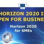 Hasta 2,5 Millones de Financiación Europea para emprendedores, StartUps y PyMEs en Horizonte 2020