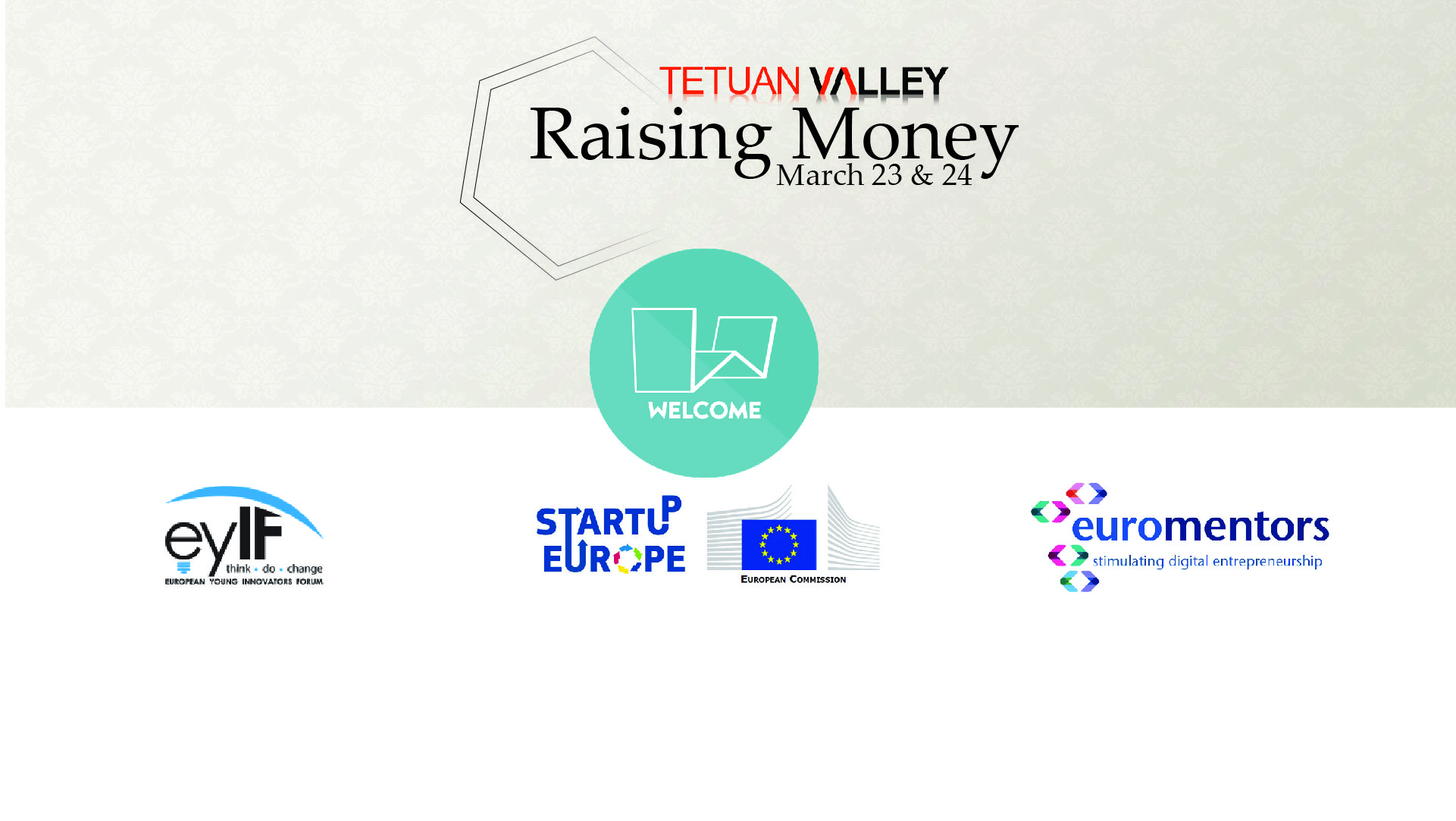 Tetuan Valley organiza Raising Money
