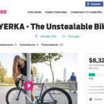 Atentos a la campaña de crowdfunding de YERKA porque va a ser un gran éxito