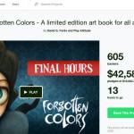 Forgotten Colors, un caso de éxito español en Kickstarter
