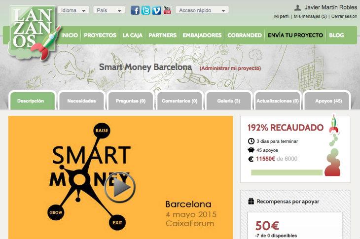 Por qué hacemos crowdfunding para financiar Smart Money Barcelona