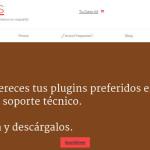 Plugines.com, nuevo repositorio de plugins WordPress y Woocommerce en español