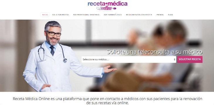 receta medica online