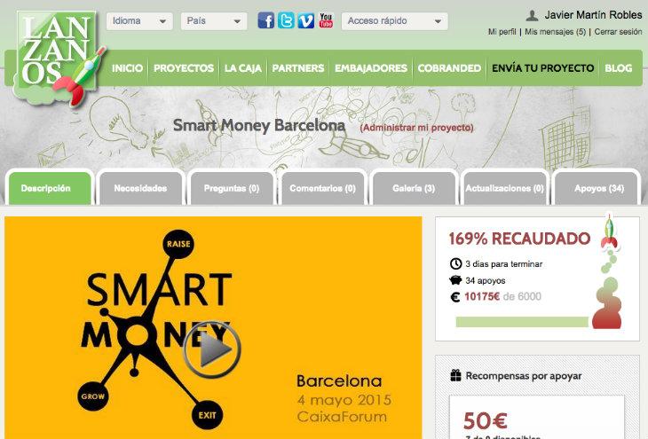 Queda una semana para Smart Money Barcelona, no te quedes sin tu entrada