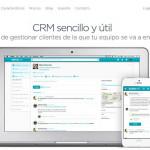 SumaCRM, nuevo CRM para pymes