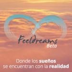 Feeldreams la web que te ayuda a cumplir tus sueños