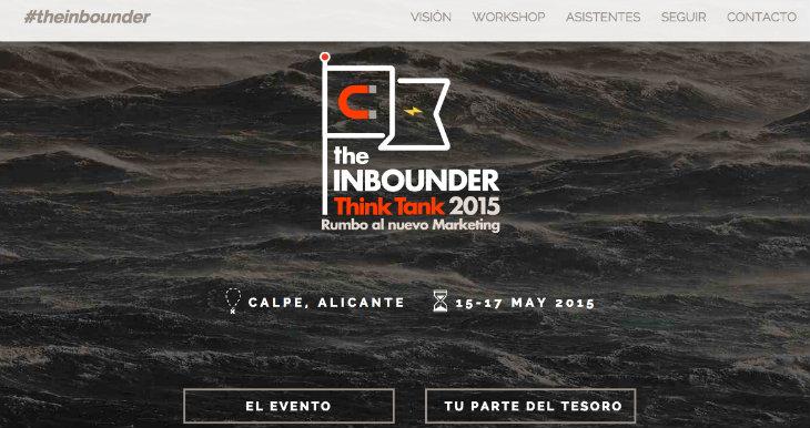 Participaré en The Inbounder Think Tank 2015