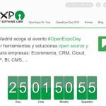Jornadas Nacionales Odoo 2015 en OpenExpo Day