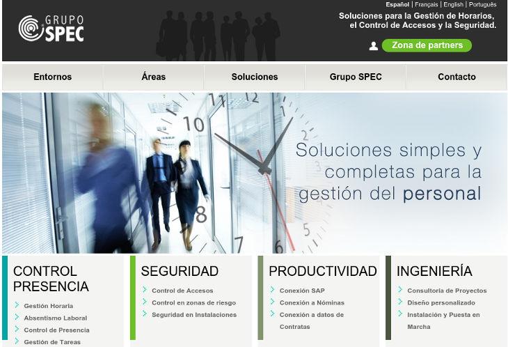 Grupo SPEC (Barcelona) se fusiona con la francesa OCTIME