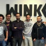 1.4 millones de dólares de inversión en WINKO Games