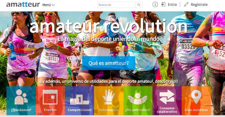 Llega la revolución Amateur
