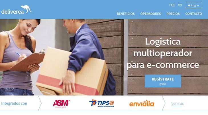 Deliverea, multioperador logístico para ecommerce