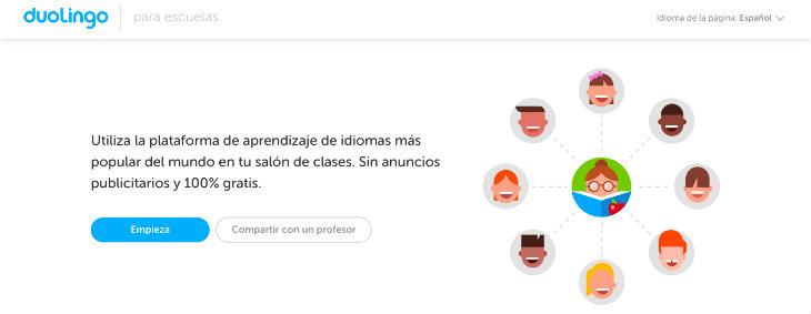 Duolingo realiza una ronda de inversión de US $45 millones liderada por Google