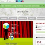 Vibook logra un gran éxito con su campaña de crowdfunding en Lanzanos