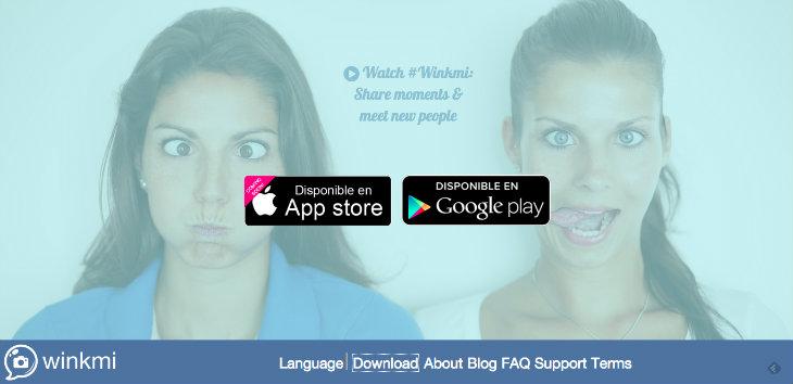 300.000 euros de inversión en la app Winkmi