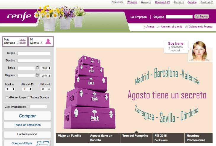 Análisis de la accesibilidad web en España