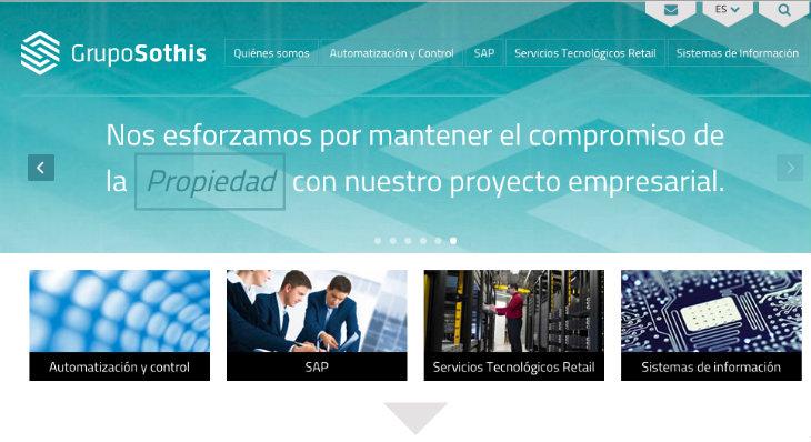 Angels invierte 700.000 euros en la consultora tecnológica Grupo Sothis