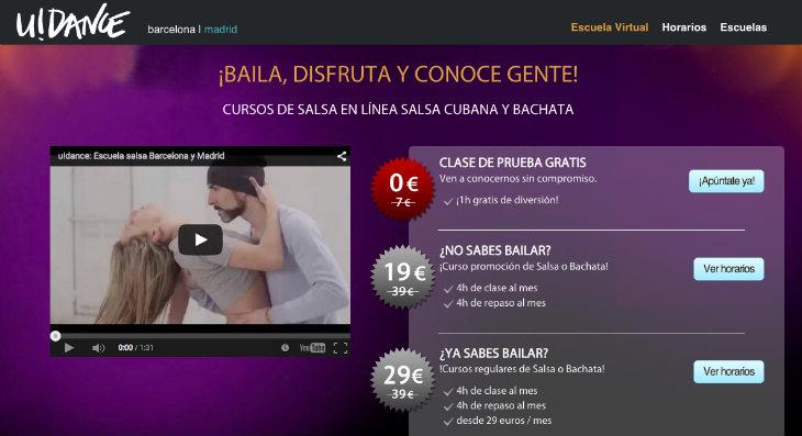 u!dance recauda 150.000 euros en su campaña de equity crowdfunding