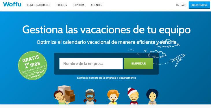 Woffu, la herramienta que necesitas para organizar las vacaciones del equipo de tu empresa