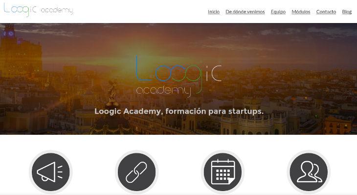 Aprende a lanzar tu startup con Loogic Academy