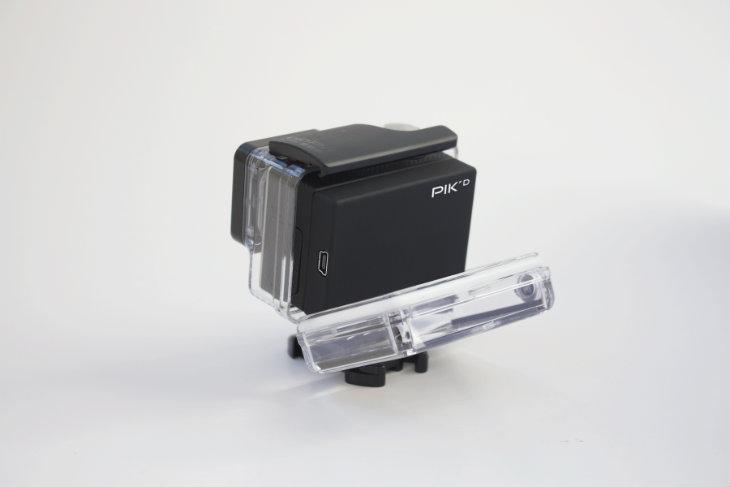 pik'd mejora el uso de las cámaras GoPro