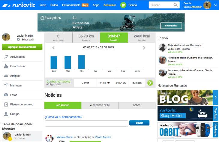 Adidas compra Runtastic por 220 millones de euros