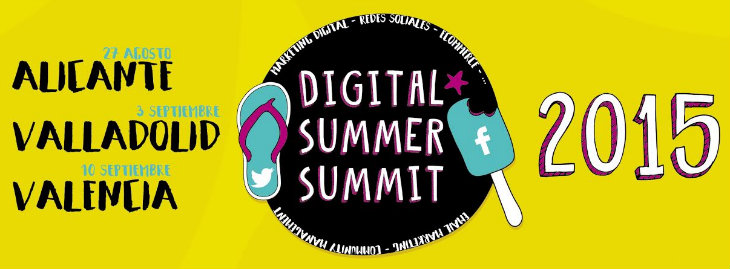 Aprovecha el verano para aprender marketing en Digital Summer Summit