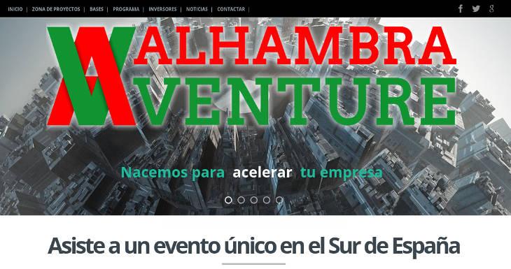 Segunda Edición de Alhambra Venture