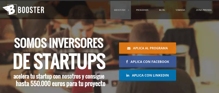 coSfera y Bbooster se unen en un nuevo hub para startups