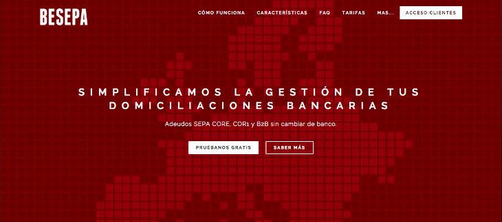175.000 euros de inversión en la startup Besepa