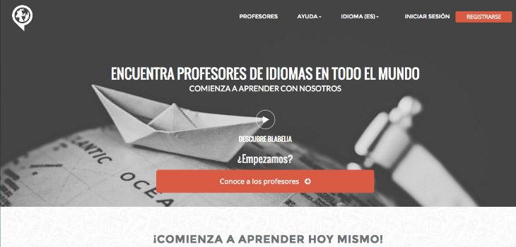 Blabelia, el marketplace de economía colaborativa para aprender idiomas