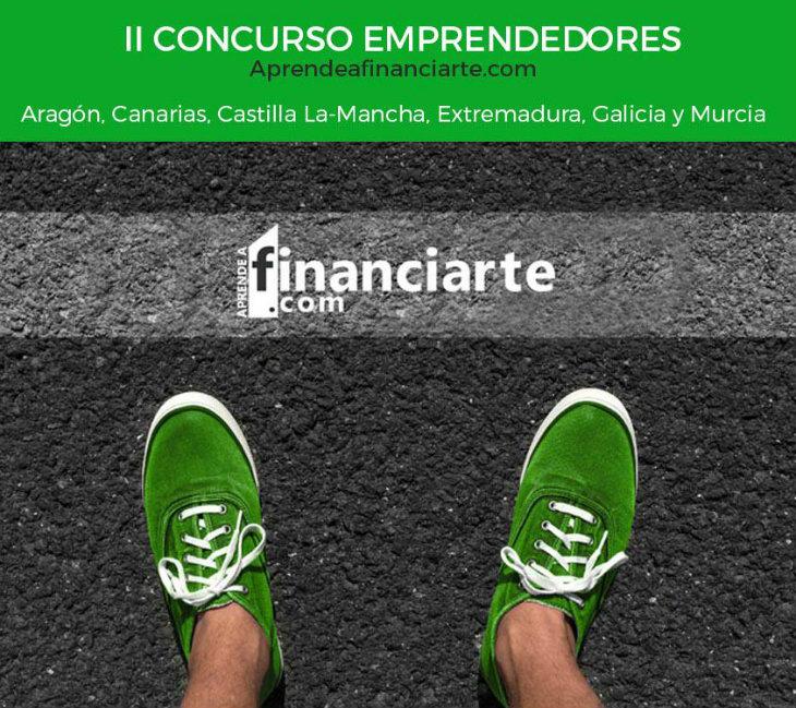 Concurso para emprendedores Aprende a Financiarte