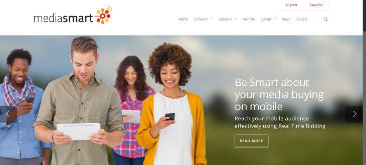 Mediasmart Mobile realiza una ronda de 2,5 millones de euros