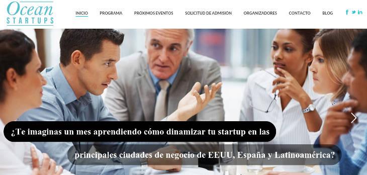 Programa de internacionalización de startups españolas en Chile